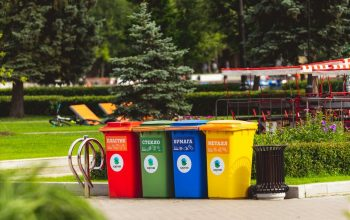 Hoeveel Verschillende Soorten Afvalbakken Zijn Er?