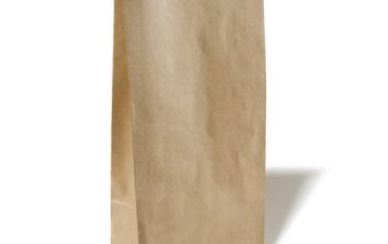 Recyclen, Kopen en Gebruiken Kraft Papieren Tassen